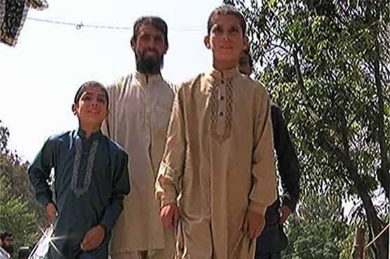Anak Matahari Dari Pakistan