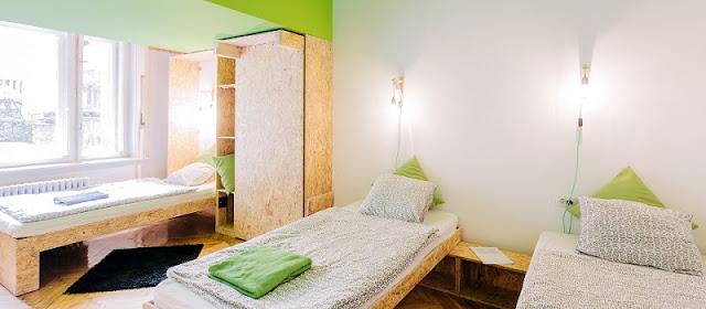 HomePlus Hostel, Budapeste