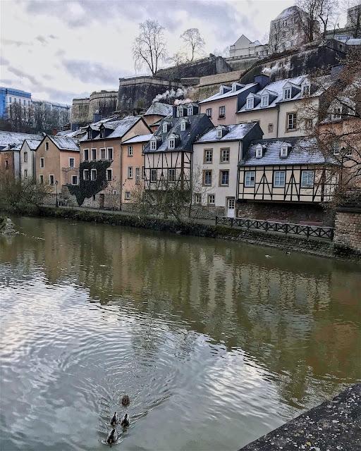 centro di lussemburgo