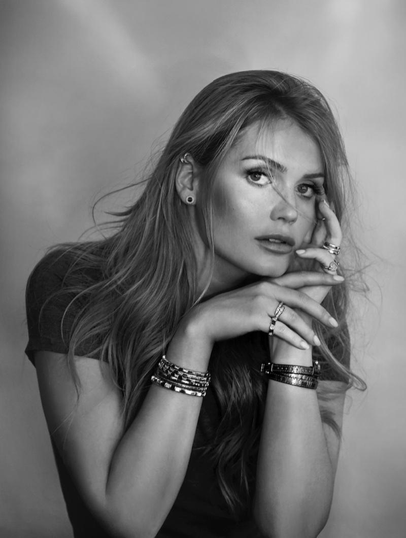 Kitty Spencer for Bulgari Jewelry