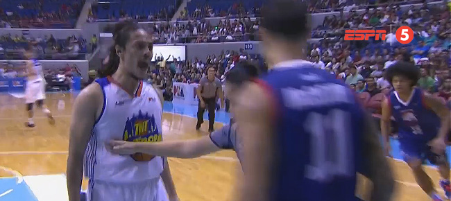 Terrence Romeo STARES DOWN Rashawn McCarthy (VIDEO)