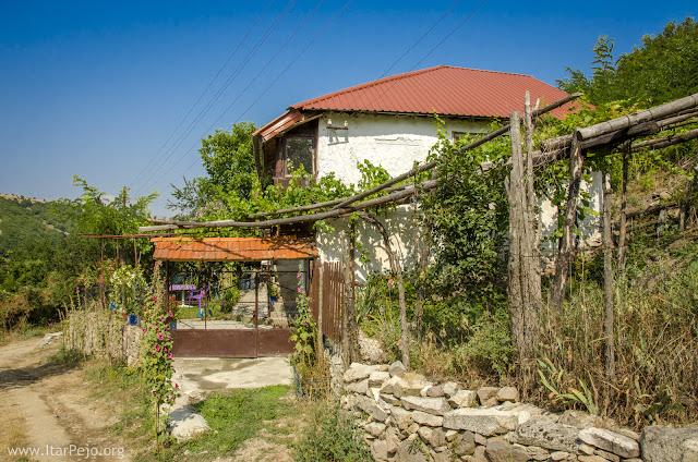 Upper neighborhood, Gradeshnica village, Mariovo