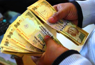 where to use old 500 rupee note after demonetization