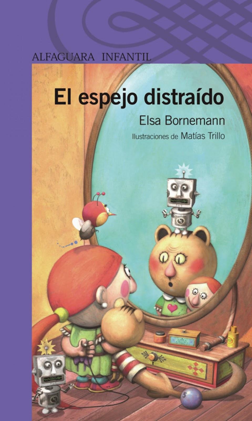 En mundo primaria nos encantan. Los Mundos de Laura: Elsa Bornemann y la literatura infantil.