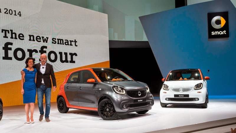 Smart'tan iki yeni model
