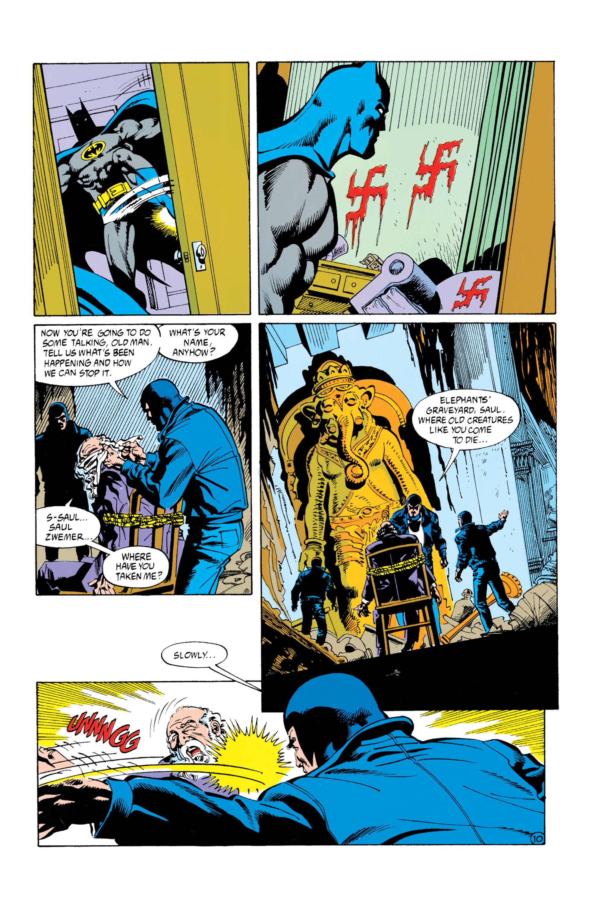 Detective Comics (1937) 632 Page 10