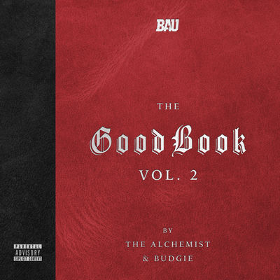 The Alchemist & Budgie - The Good Book Vol 2. - Album Download, Itunes Cover, Official Cover, Album CD Cover Art, Tracklist