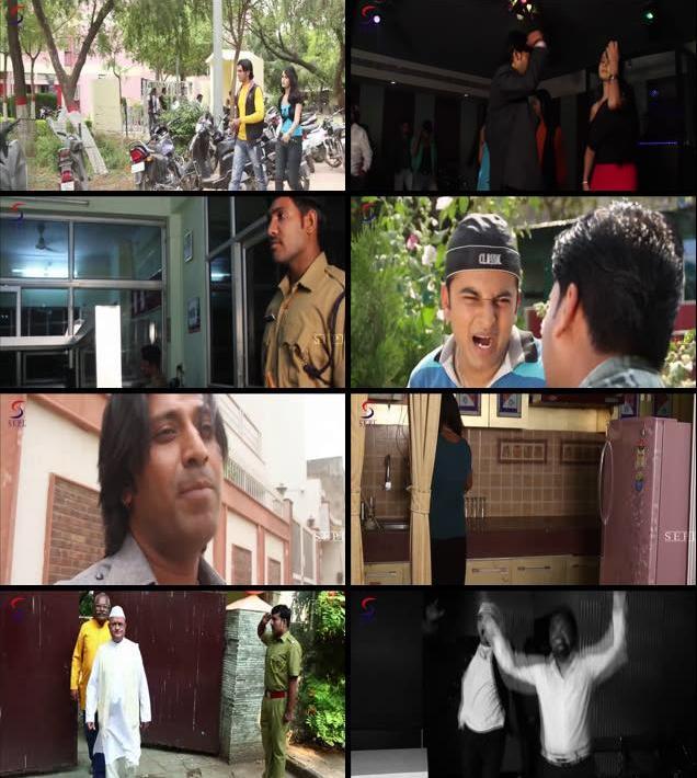 Ghayal Tere Pyaar Mein 2015 Hindi DVDRip XviD 700mb