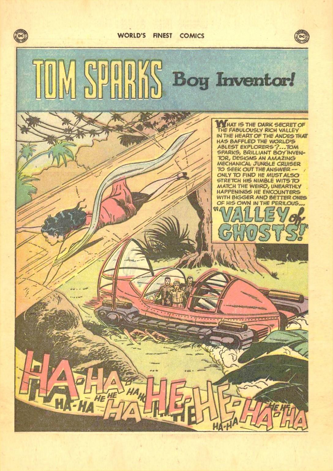 Read online World's Finest Comics comic -  Issue #50 - 29
