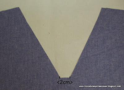 escote-V-uniformes