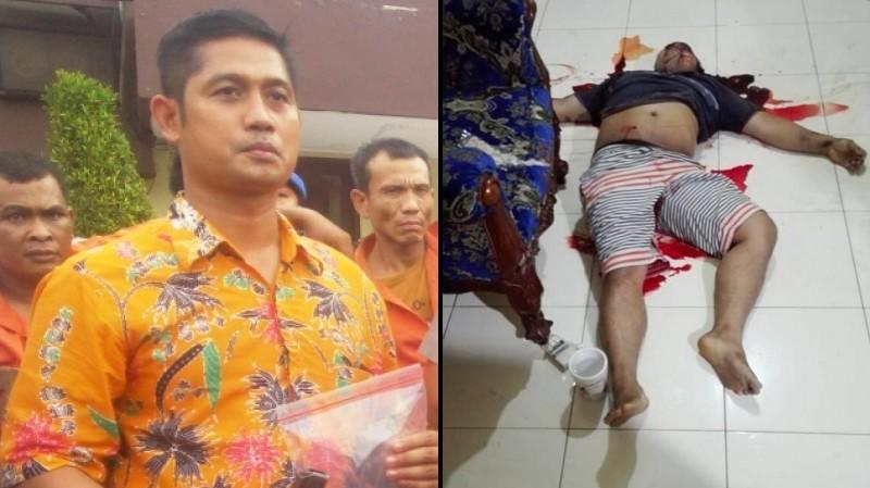 Kompol Fahrizal tembak mati adik iparnya, Jumingan