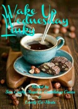 Wake Up Wednesday Linky @ Sew Crafty Angel