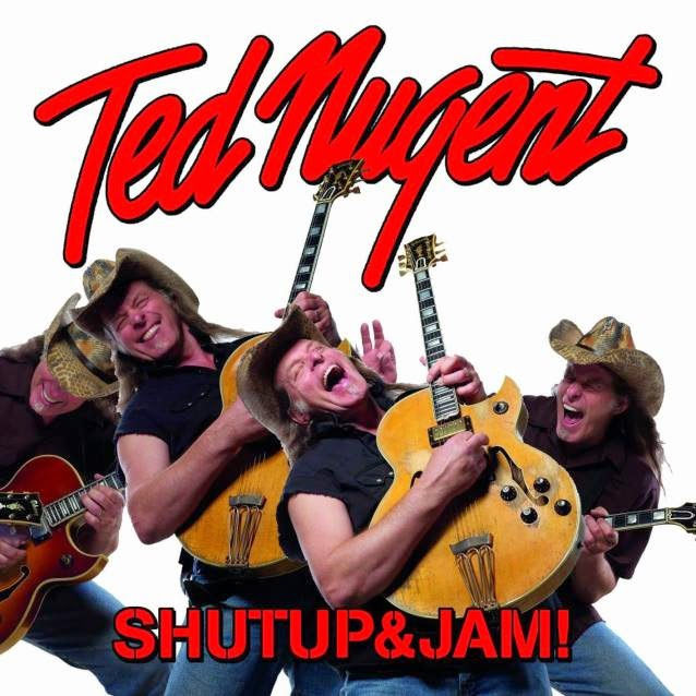 ted nugent - shutup & jam