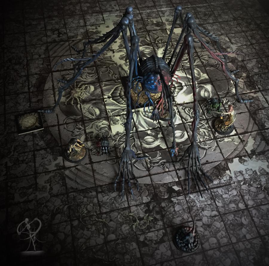 SpiralingCadaver: Eye Spy(der)