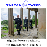 Tartan Plus Tweed
