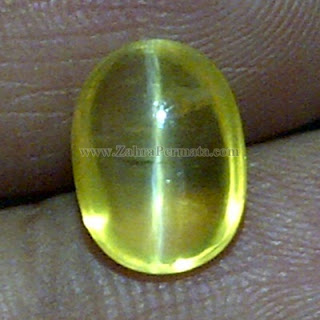 Batu Permata Opal Cat Eye - ZP 941