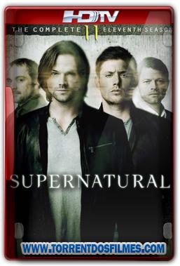 baixar Supernatural 11ª Temporada (2015) Torrent – Dublado e Legendado HDTV | 720p | 1080p