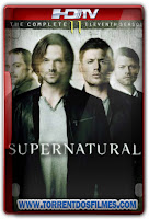 baixar Supernatural 11ª Temporada (2015) Torrent – Dublado e Legendado HDTV | 720p | 1080p
