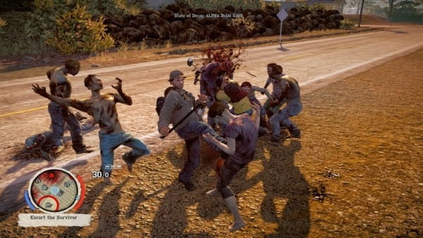 State of Decay is designed to let zombie fans answer the ultimate question: What would you do in the face of the zombie apocalypse? The end is here.