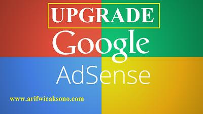 Panduan Lengkap Upgrade Akun Adsense Hosted Menjadi Non Hosted Tampilan Terbaru