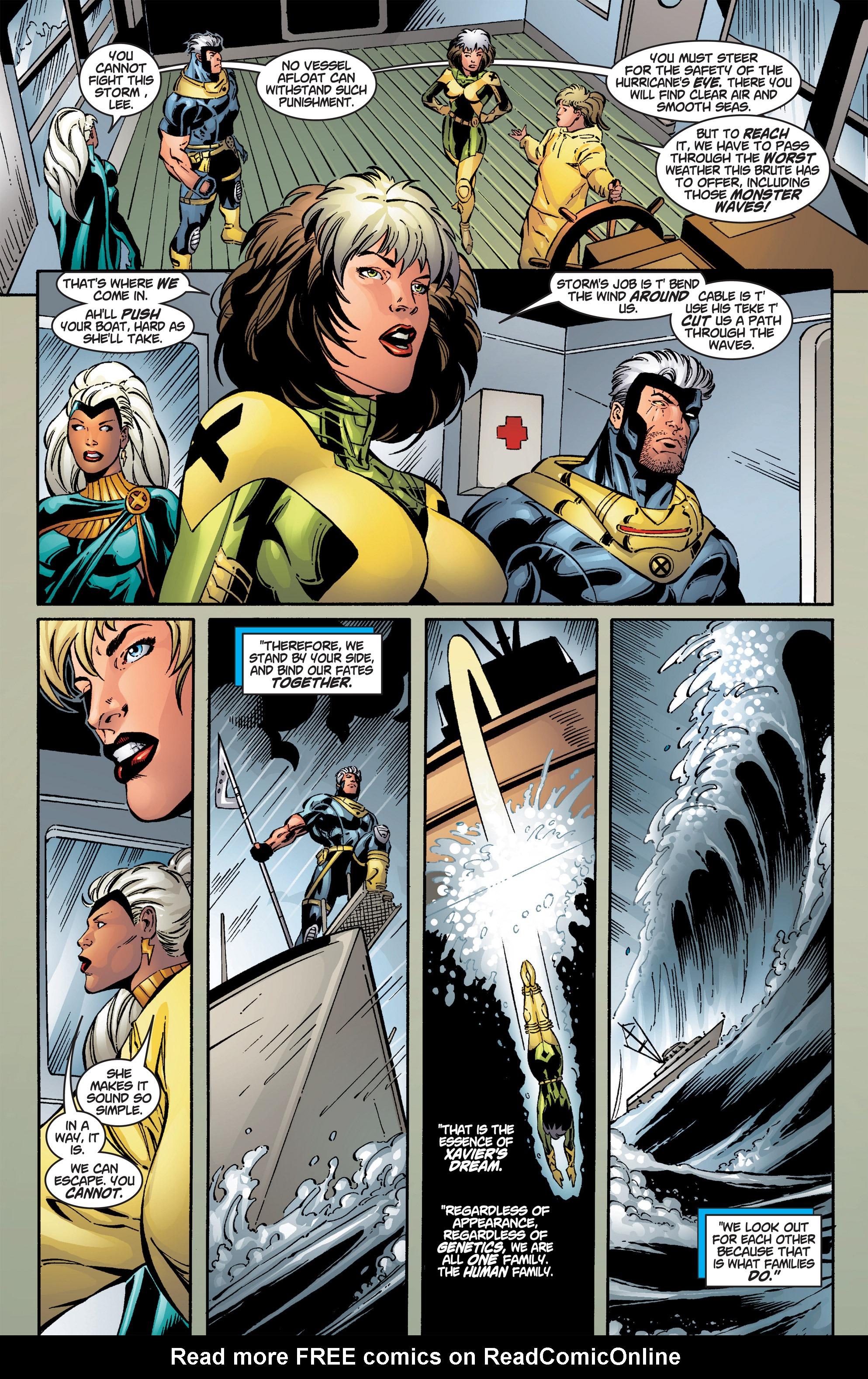 Read online Uncanny X-Men (1963) comic -  Issue #386 - 19