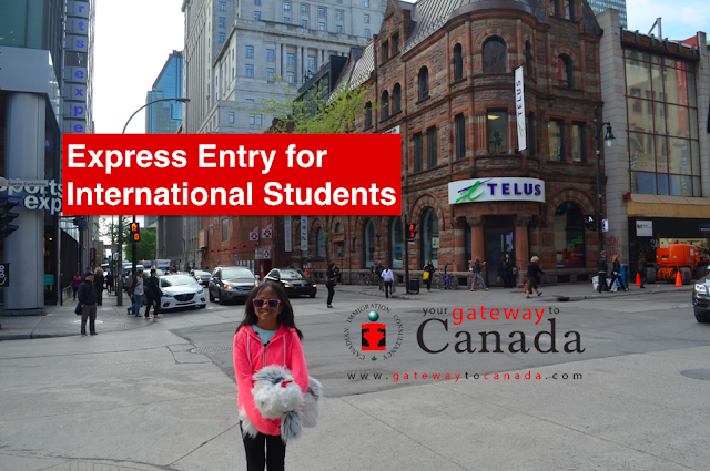 Express Entry for International Students