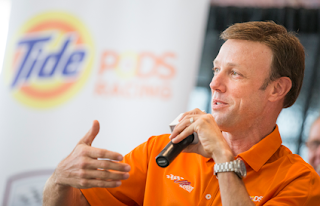 Matt Kenseth - Tide's Orange & Yellow Returns to #NASCAR