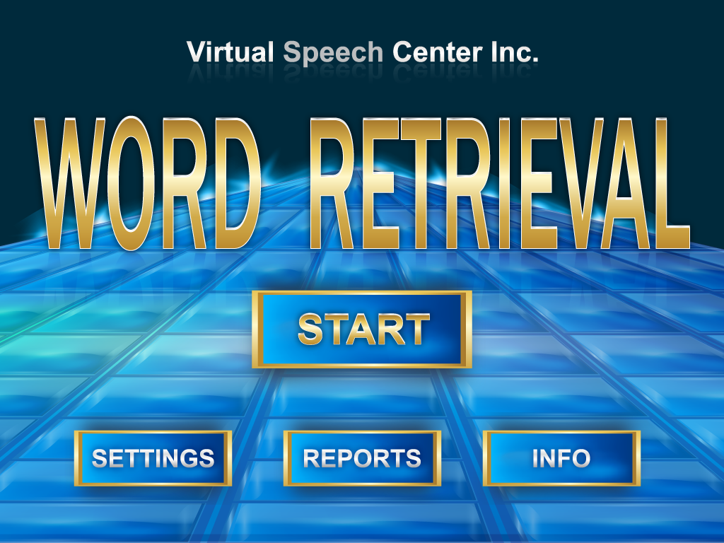 Speech Time Fun Introducing Word Retrieval App