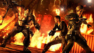 Resident Evil 6 Xbox 360 Wallpaper