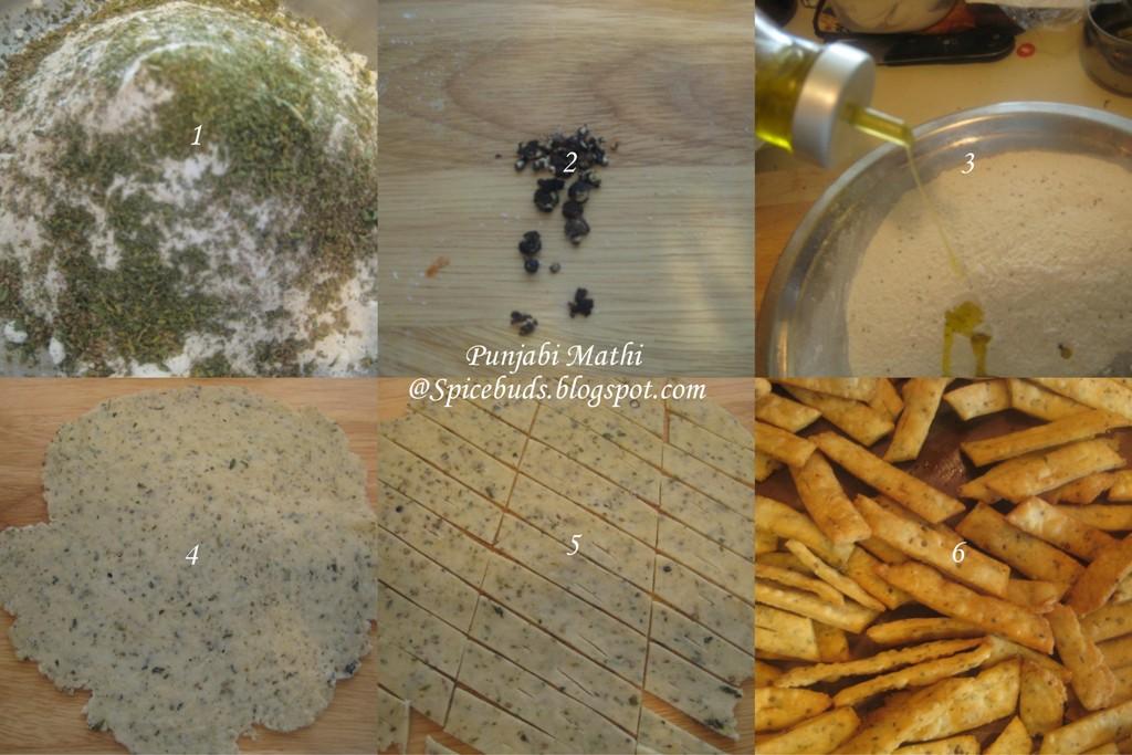 SpiceBuds     : Punjabi Mathi/Mathiyan   to welcome the