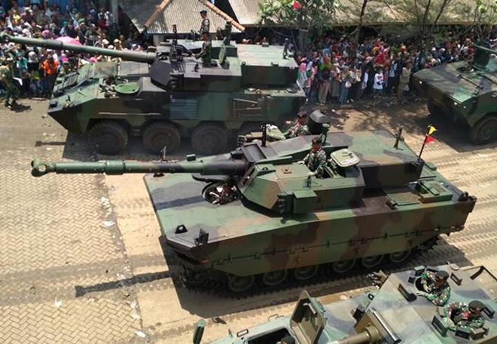 Tank Medium FNSS-Pindad