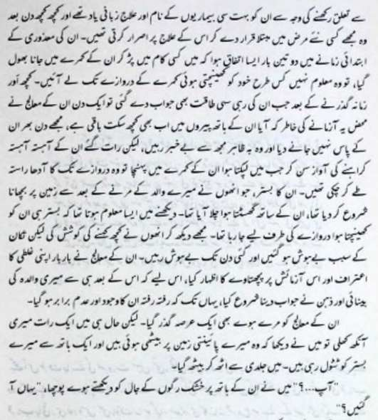 Ittar e Kafoor Urdu Afsanay