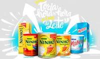 Promoção Toda Hora Um Ano de Leite Nestlé promoumanodeleitenestle.com.br