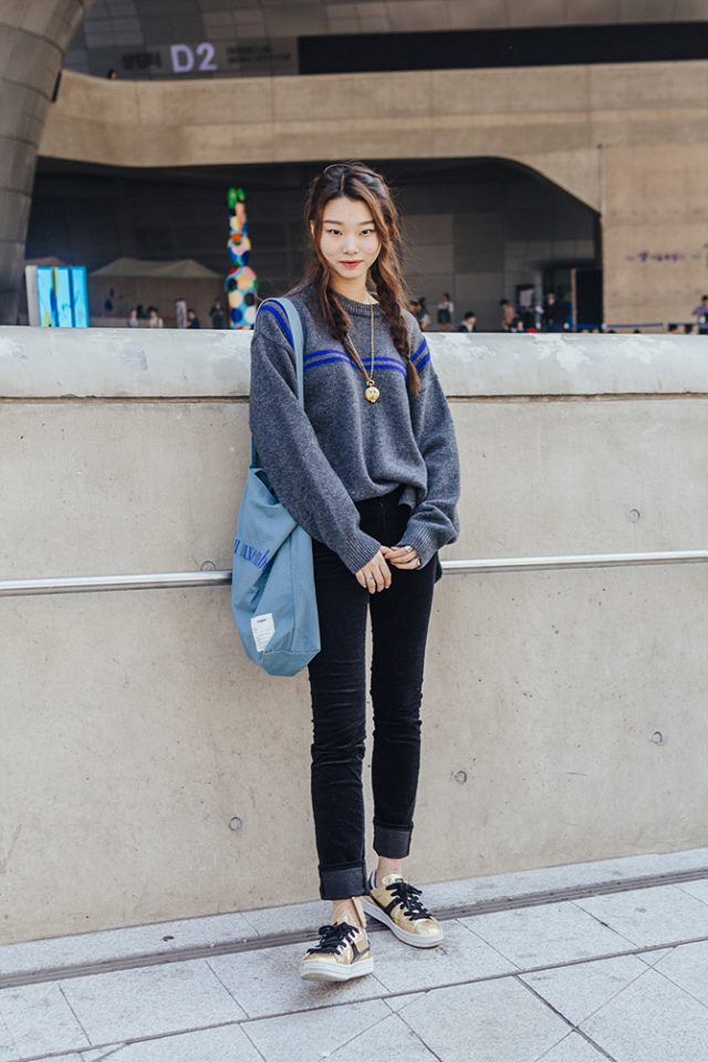 Korean Street Fashion 2016 Official Korean Fashion