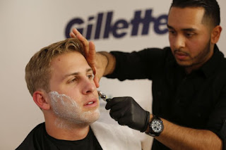 jared goff shaving