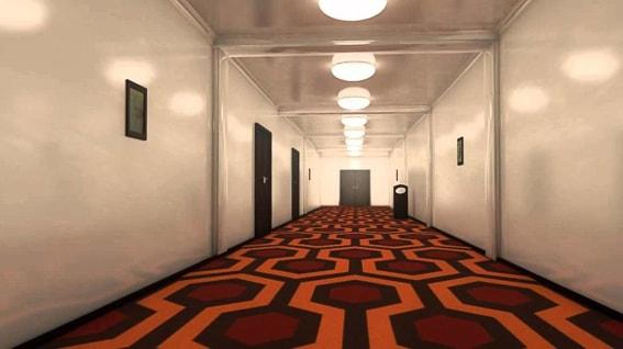 Hotel de El Resplandor. 5+1 lugares donde pasar miedo en Halloween