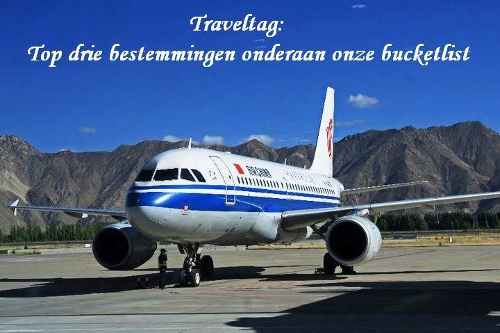 vliegtuig klaar voor vetrek