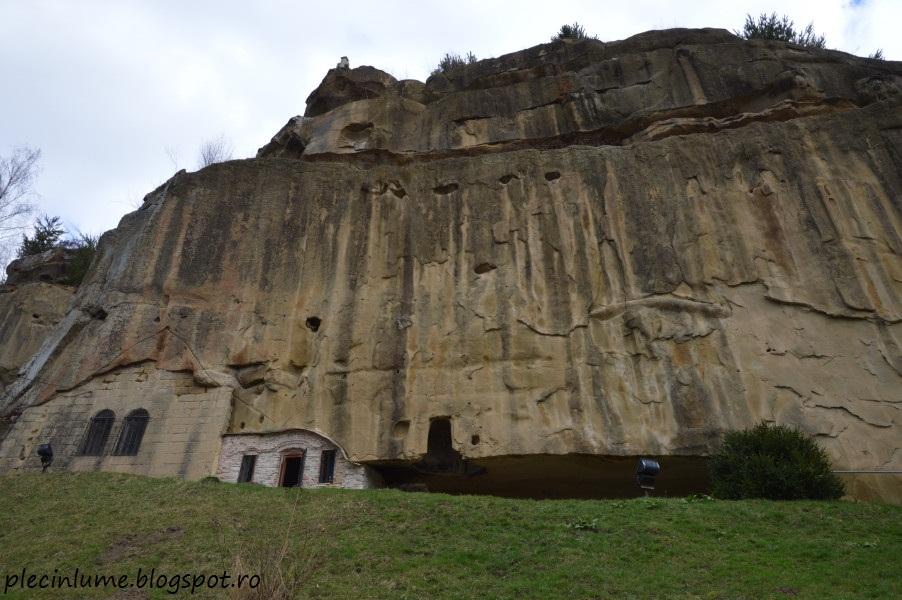 Manastirea Corbii de piatra, jud Arges
