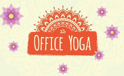 Anyone For Office Yoga?