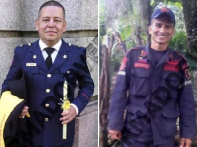 Liberaron a los dos bomberos que compararon a Nicolás Maduro con un burro