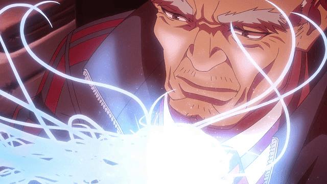 anime mirip ajin dengan genre supernatural