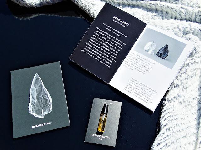 avis Neandertal Light, avis Neandertal Dark, parfum neandertal, neandertal perfume, parfum euan mccall, kentaro yamada