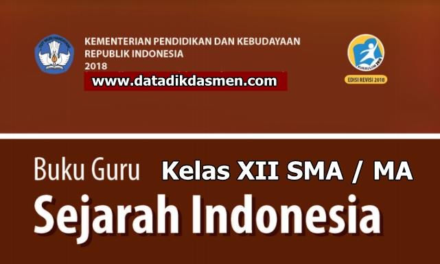 Unduh Buku Kurikulum 2013 SMA Sejarah Indonesia Kelas XII ...