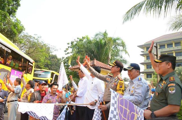 Mudik Gratis Kab Tangerang