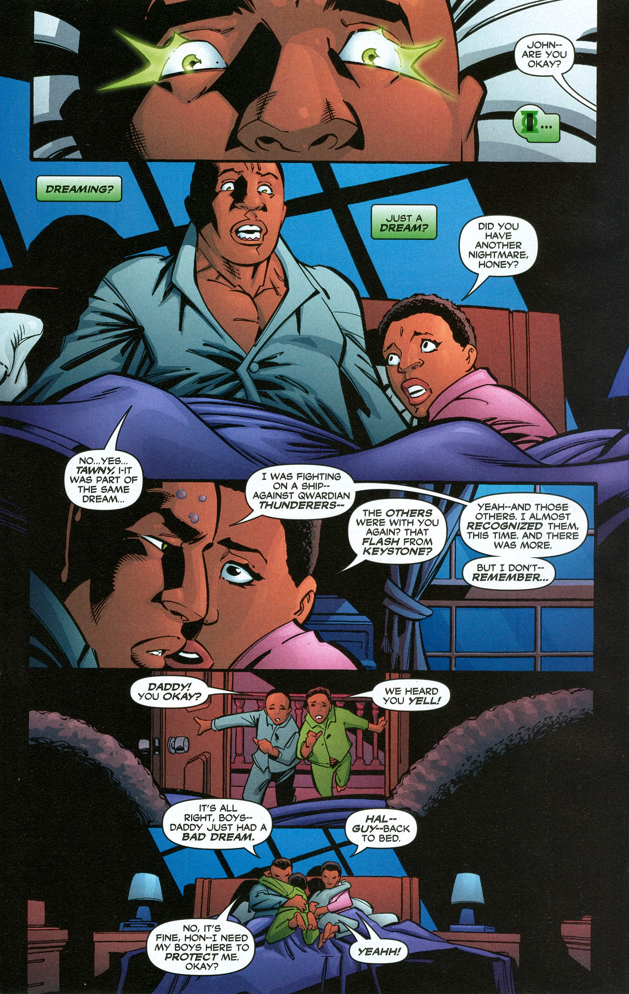 Read online Trinity (2008) comic -  Issue #21 - 22
