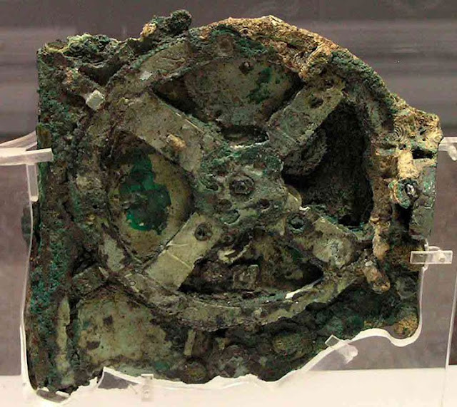 Antikythera Mechanism mesin komputer pada jaman yunani kuno