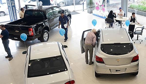 Chevrolet Argentina concesionarios
