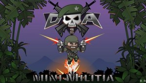 Doodle Army 2 Mini Militia MOD APK 3.0.27 Pro Pack Purchased