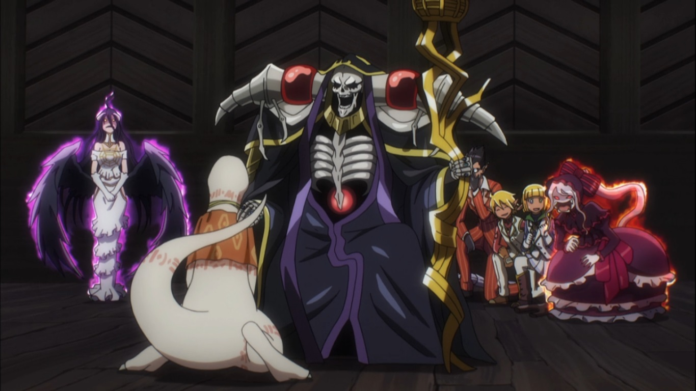 Overlord 3 episode 6 ger sub