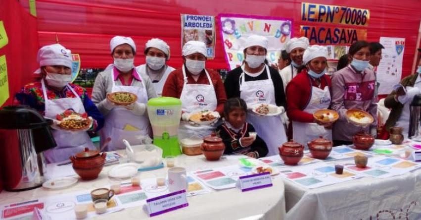 QALI WARMA: Programa Nacional promueve recetas de alimentos ricos en hierro en el marco de la VII Semana de la Inclusión Social - www.qaliwarma.gob.pe